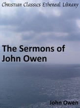 Sermons of John Owen - eBook