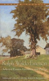 Ralph Waldo Emerson Selected Writings
