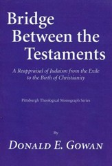 Bridge Between the Testaments: A Reappraisal of Judaism from the Exile to the Birth of Christianity