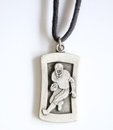 All Things Are Possible, Sports Pendant, Football