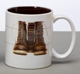 Man Of God, Walking By Faith Mug, Spanish