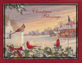 Christmas Blessings, Boxed Christmas Cards, 18