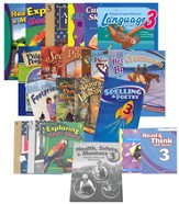 Grade 3 Homeschool Child Full-Grade Kit