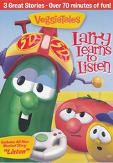 Larry Learns to Listen, DVD