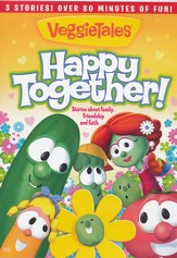 Happy Together! Stories about Family, Friendship, and Faith DVD