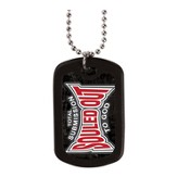 Souled Out, Dog Tag Necklace