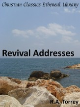 Revival Addresses - eBook