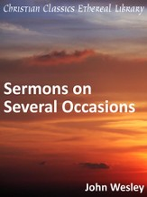 Sermons on Several Occasions - eBook