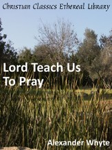 Lord Teach Us To Pray - eBook