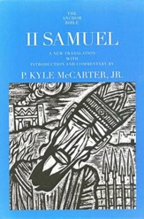 2 Samuel: Anchor Yale Bible Commentary [AYBC]