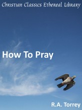 How To Pray - eBook