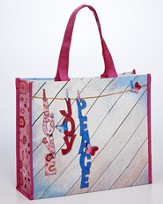 Love, Joy, Peace Tote Bag