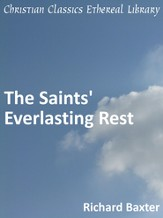 Saints' Everlasting Rest - eBook