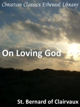 On Loving God - eBook
