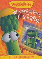 Where's God When I'm S-Scared? VeggieTales DVD
