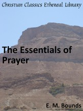 Essentials of Prayer - eBook