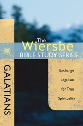 The Wiersbe Bible Study Series: Galatians - eBook