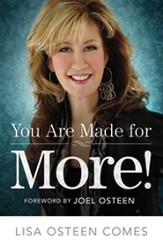 You Were Made for More!: Spiritual Inspiration and Advice for Building A Better Life Unabridged Audiobook on CD