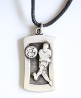 All Things Are Possible, Sports Pendant, Soccer