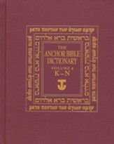 Anchor Yale Bible Dictionary, Vol. 4 K-N