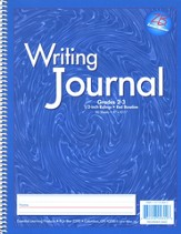 My Writing Journals, Grades 2-3