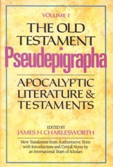 The Old Testament Pseudepigrapha, Volume 1