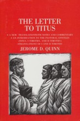 The Letter to Titus: Anchor Yale Bible Commentary [AYBC]