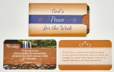 God's Peace of the Week, Laminated Scripture Cards in Paper Sleeves, Set of 7