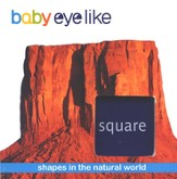 Baby Eyelike, Shapes in the Natural World: Square, Board Book