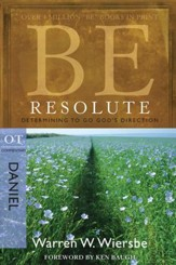 Be Resolute - eBook