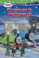 Christmas in Wellsworth (Thomas and Friends) - eBook