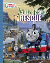 Misty Island Rescue (Thomas and Friends) - eBook