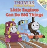 Little Engines Can Do Big Things (Thomas and Friends) - eBook