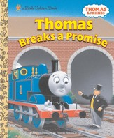 Thomas Breaks a Promise (Thomas and Friends) - eBook