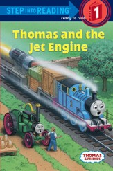 Thomas and Friends: Thomas and the Jet Engine (Thomas and Friends) - eBook