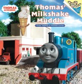 Thomas' Milkshake Muddle (Thomas and Friends) - eBook