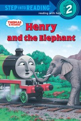 Thomas and Friends: Henry and the Elephant (Thomas and Friends) - eBook