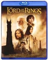 Lord of the Rings: The Two Towers, Blu-ray