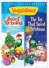 Saint Nicholas/Toy That Saved Christmas Double Feature