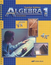 Algebra 1 Teacher Edition, Second Edition