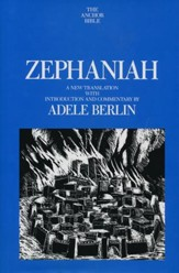 Zephaniah: Anchor Yale Bible Commentary [AYBC]