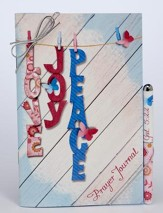 Love, Joy, Peace Prayer Journal and Pen Gift Set