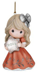 May Your Holiday Sparkle, Figurine Ornament