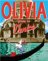 Olivia Goes to Venice - eBook