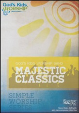 Simple Worship Series: Majestic Classics