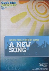 Simple Worship Series: A New Song
