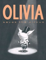 Olivia Saves the Circus: with audio recording - eBook