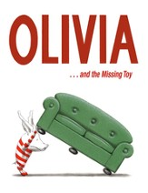 Olivia . . . and the Missing Toy: with audio recording - eBook
