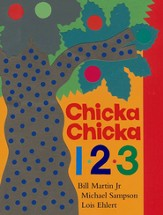 Chicka Chicka 1, 2, 3 - eBook