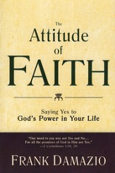 Attitude of Faith, The - eBook